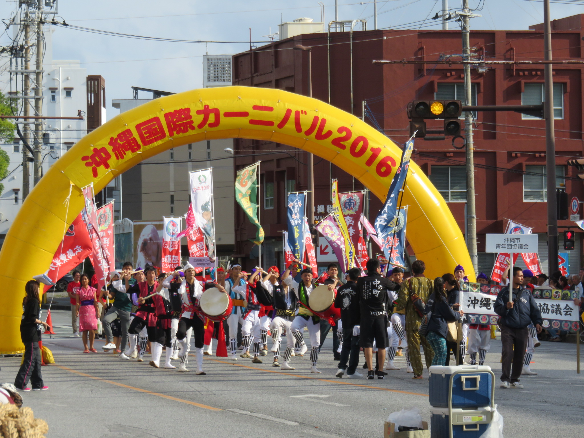 沖縄国際カーニバル2016 - 衆議...